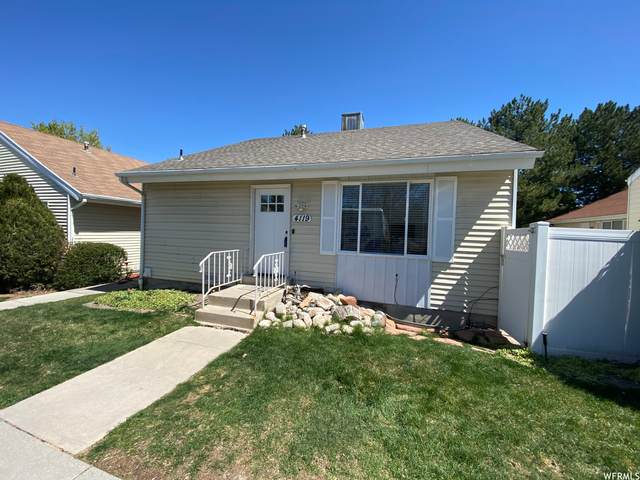 4119 S Middlepark Ln, Salt Lake City, UT 84119 (MLS #1734689) :: Summit Sotheby's International Realty