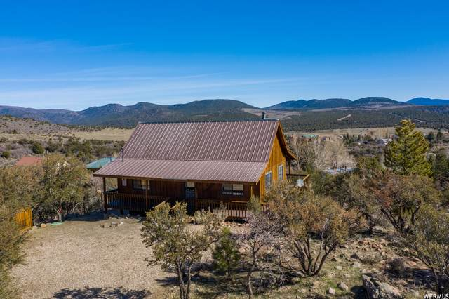 822 W Hillside Dr, Pine Valley, UT 84781 (MLS #1734696) :: Summit Sotheby's International Realty