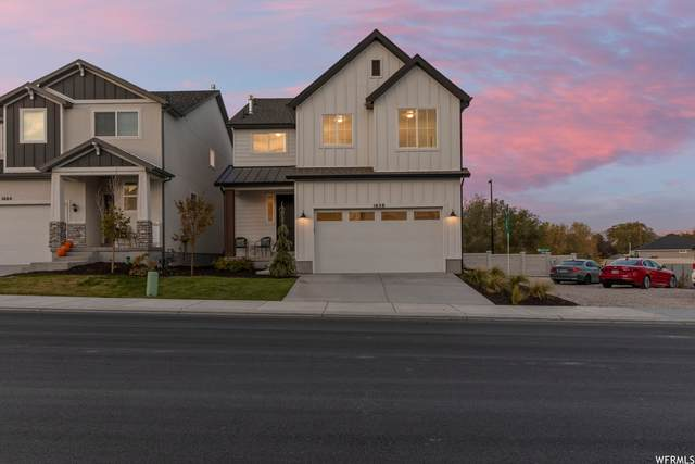 1658 W Tribeca Way, West Jordan, UT 84088 (#1734710) :: Exit Realty Success