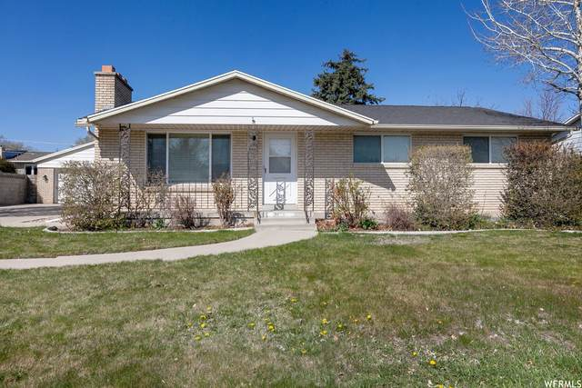 4872 S 3095 W, Taylorsville, UT 84129 (#1734711) :: Exit Realty Success