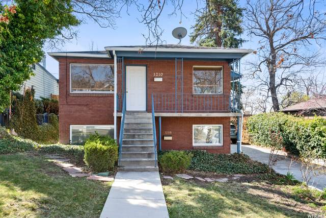 1210 E Princeton Ave, Salt Lake City, UT 84105 (#1734713) :: Gurr Real Estate