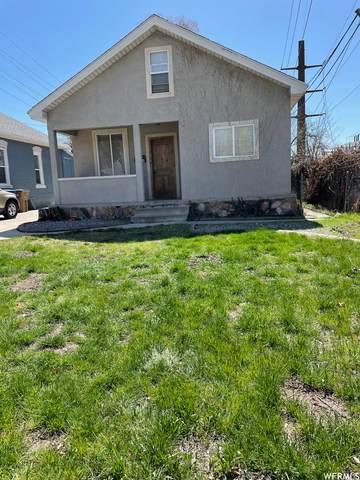 1034 E 800 S, Salt Lake City, UT 84102 (#1734717) :: Gurr Real Estate