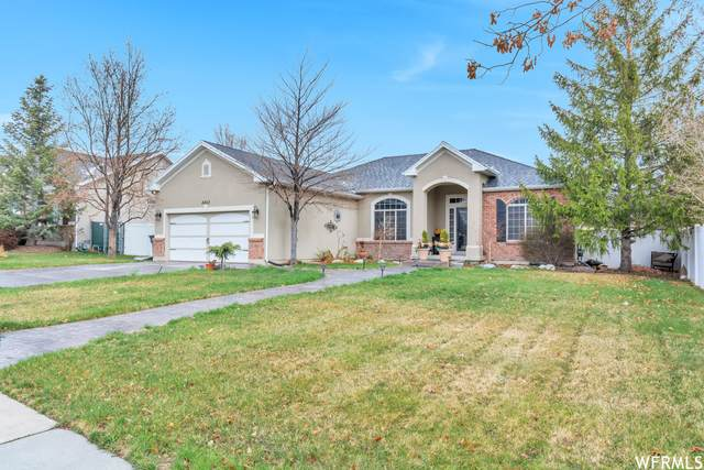 4862 W Wood Ranch Dr, South Jordan, UT 84095 (#1734720) :: Black Diamond Realty