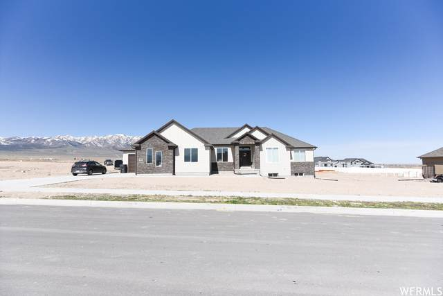 58 S Cherry Wood Ln, Grantsville, UT 84029 (#1734730) :: REALTY ONE GROUP ARETE