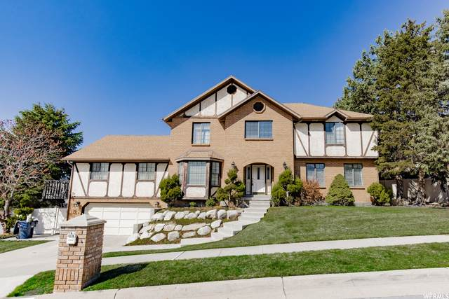 11558 S Colchester Dr, Sandy, UT 84092 (#1734735) :: The Perry Group