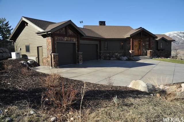 5539 E Buckhorn Dr N #91, Eden, UT 84310 (#1734743) :: Gurr Real Estate