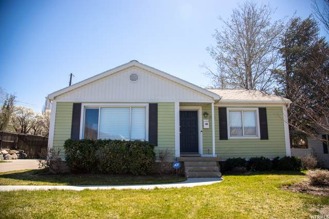 292 E 600 S, Bountiful, UT 84010 (#1734747) :: Exit Realty Success