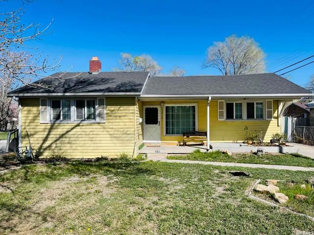 1241 S Navajo St, Salt Lake City, UT 84104 (MLS #1734749) :: Summit Sotheby's International Realty