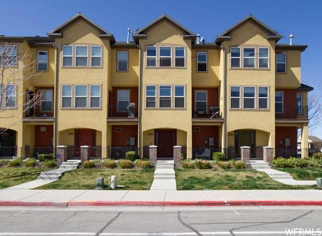 3703 S Gowan Ln W, South Salt Lake, UT 84115 (#1734752) :: Gurr Real Estate