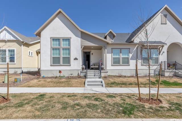 6038 W Mount Airy Dr S, South Jordan, UT 84095 (#1734758) :: Black Diamond Realty