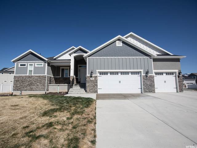 8861 S Okubo Dr, West Jordan, UT 84088 (#1734761) :: Exit Realty Success