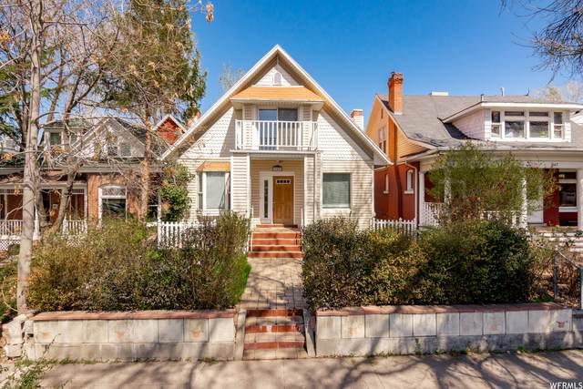 343 E 700 S, Salt Lake City, UT 84111 (#1734777) :: Gurr Real Estate