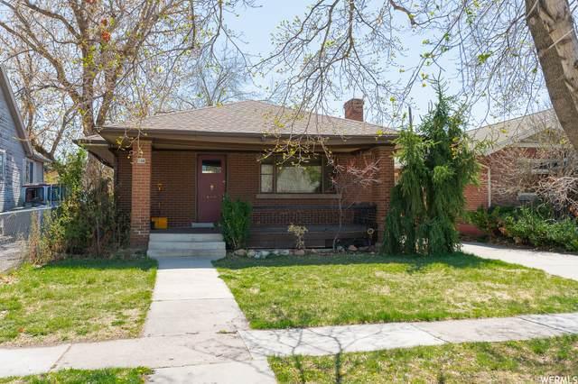 538 E Emerson Ave S, Salt Lake City, UT 84105 (#1734782) :: Gurr Real Estate