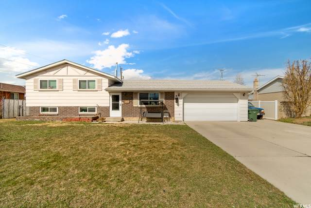 4198 W 3830 S, West Valley City, UT 84120 (#1734786) :: Exit Realty Success