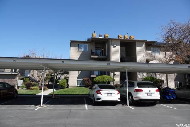6163 S 1300 E #E, Salt Lake City, UT 84121 (#1734791) :: Pearson & Associates Real Estate