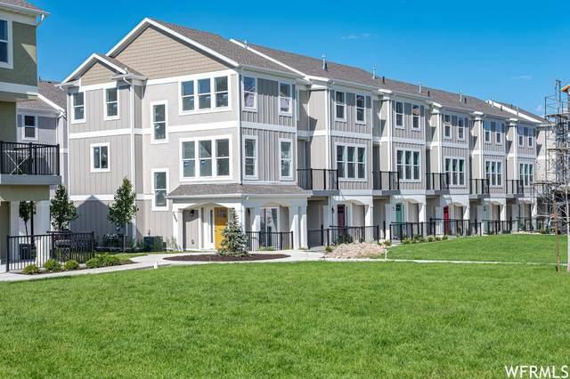3891 Kinglassie Ln W #323, Taylorsville, UT 84129 (#1734803) :: Gurr Real Estate