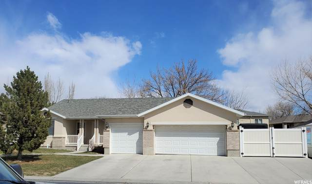 398 E Cattail Ct S, Saratoga Springs, UT 84045 (#1734804) :: Exit Realty Success