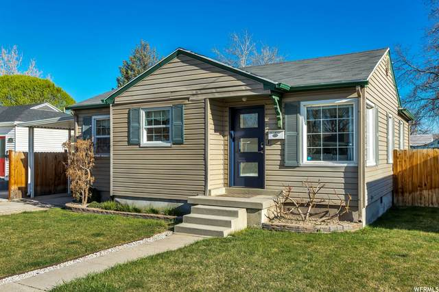 357 E Gregson Ave, Salt Lake City, UT 84115 (#1734808) :: Exit Realty Success