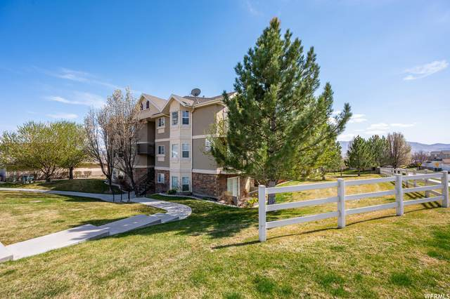 2103 N Morning Star Dr W #11, Saratoga Springs, UT 84045 (#1734830) :: The Perry Group