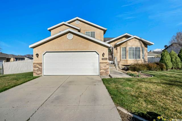 5329 S Royal Autumn Cir, Taylorsville, UT 84129 (#1734837) :: The Perry Group