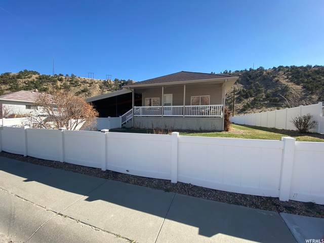 706 Castle Gate Rd, Helper, UT 84526 (#1734840) :: Black Diamond Realty