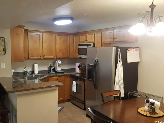 808 E Cedar Pine Ct S #11, Salt Lake City, UT 84106 (#1734841) :: goBE Realty