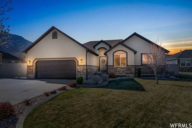 144 E 850 S, Santaquin, UT 84655 (MLS #1734853) :: Lookout Real Estate Group