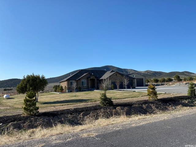 2954 W Ridgeline Rd, Stockton, UT 84071 (MLS #1734860) :: Lookout Real Estate Group