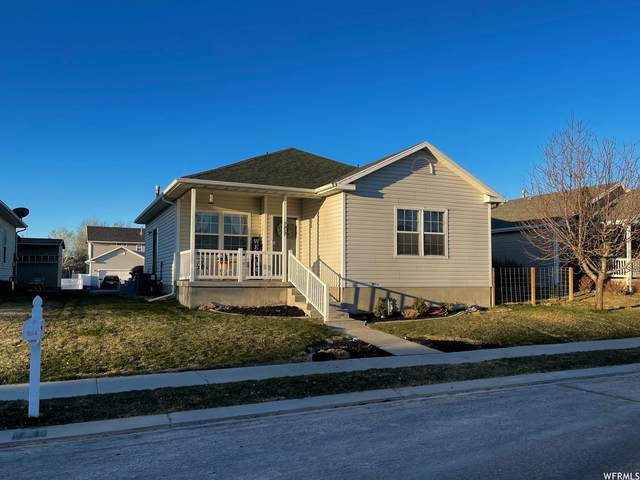 1854 E Cedar St #62, Eagle Mountain, UT 84005 (MLS #1734861) :: Summit Sotheby's International Realty