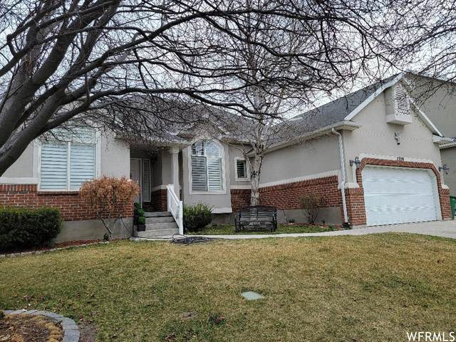 7779 S Sandy Heights Dr E, Midvale, UT 84047 (#1734866) :: Colemere Realty Associates