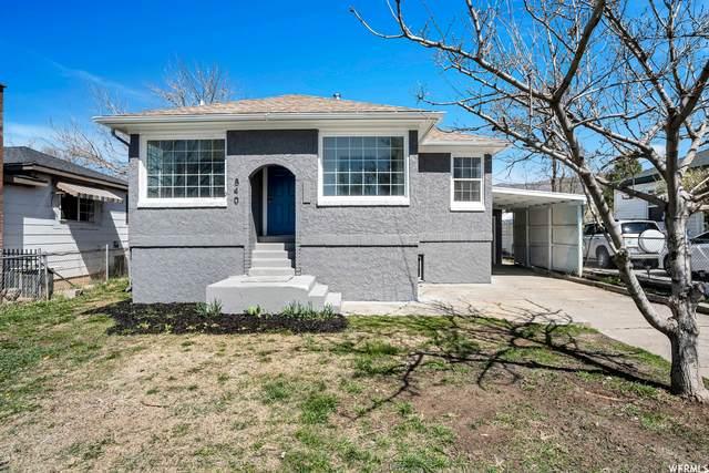 840 Patterson St, Ogden, UT 84403 (#1734874) :: Pearson & Associates Real Estate
