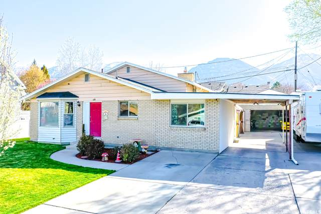 850 N 1000 W, Provo, UT 84604 (#1734895) :: Berkshire Hathaway HomeServices Elite Real Estate