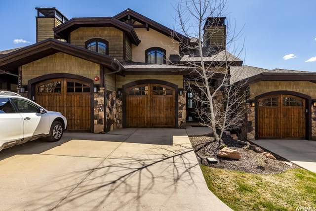 4122 Fairway Ln #I-3, Park City, UT 84098 (#1734901) :: Colemere Realty Associates