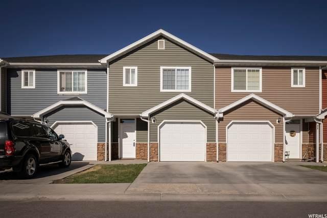 595 N 2425 W, Maeser, UT 84078 (#1734912) :: Berkshire Hathaway HomeServices Elite Real Estate
