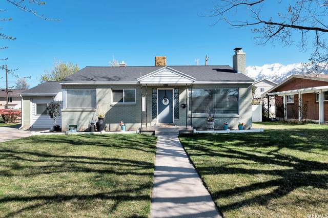 85 E 100 N, Orem, UT 84057 (#1734940) :: Pearson & Associates Real Estate