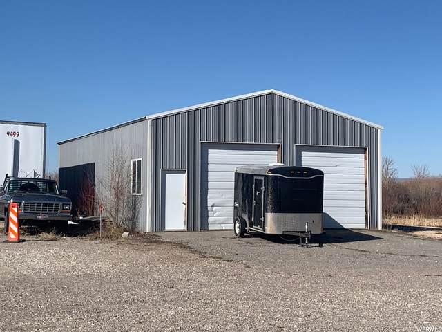 34 North Beach Rd, Saint Charles, ID 83272 (#1734942) :: Pearson & Associates Real Estate