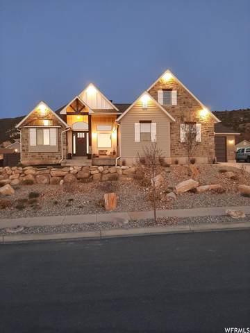 111 S 600 E, Manti, UT 84642 (#1734943) :: Pearson & Associates Real Estate