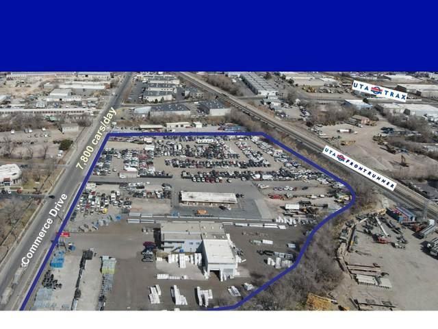 4191 S Commerce Dr W, Salt Lake City, UT 84107 (#1734946) :: McKay Realty
