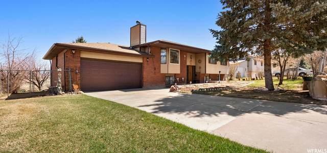 1524 N Hilltop Dr, Vernal, UT 84078 (#1734955) :: Utah Best Real Estate Team | Century 21 Everest