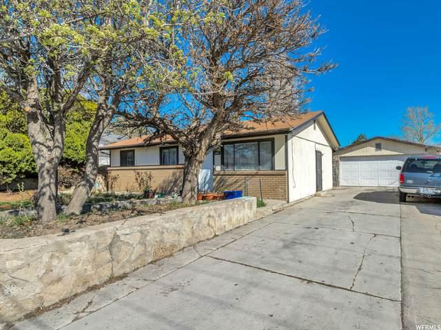 4084 W 6200 S, Salt Lake City, UT 84118 (MLS #1734959) :: Lookout Real Estate Group