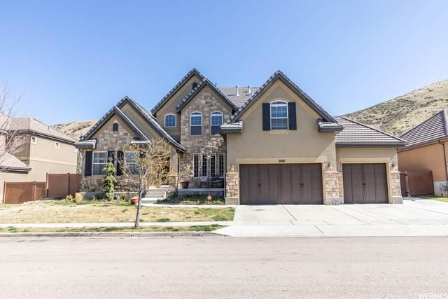 2062 W Whisper Wood Dr, Lehi, UT 84043 (#1734971) :: Utah Best Real Estate Team | Century 21 Everest