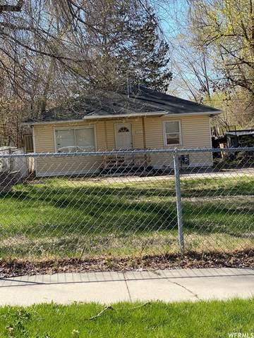 1127 E 23RD St. S, Ogden, UT 84401 (MLS #1734975) :: Lookout Real Estate Group