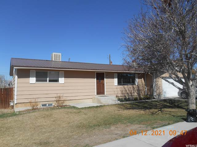 195 N 800 W, Cleveland, UT 84518 (#1734976) :: Exit Realty Success