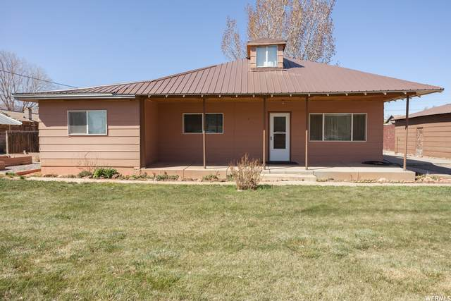 60 W Center St, Sigurd, UT 84657 (#1734990) :: REALTY ONE GROUP ARETE