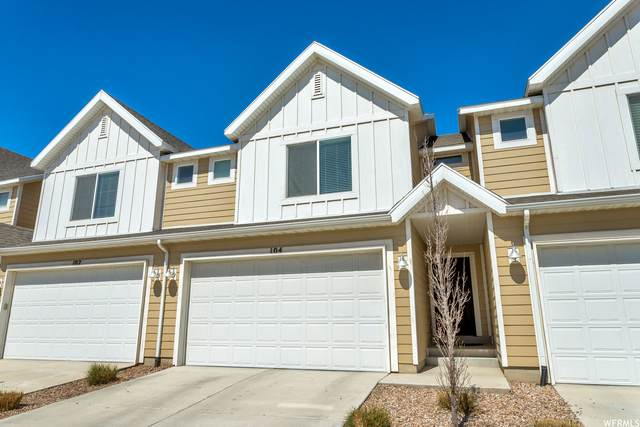 104 E Harmony Ct #1053, Saratoga Springs, UT 84045 (#1734996) :: Black Diamond Realty