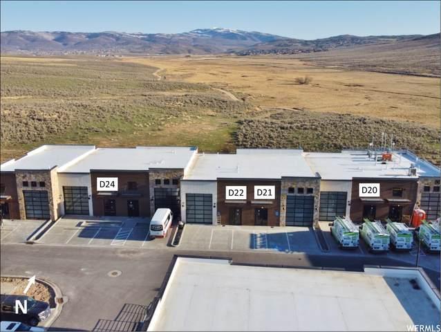 4554 N Forestdale Dr E D24, Park City, UT 84098 (#1735008) :: Utah Dream Properties