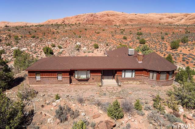 1600 N Highland Dr E, Moab, UT 84532 (#1735013) :: Black Diamond Realty