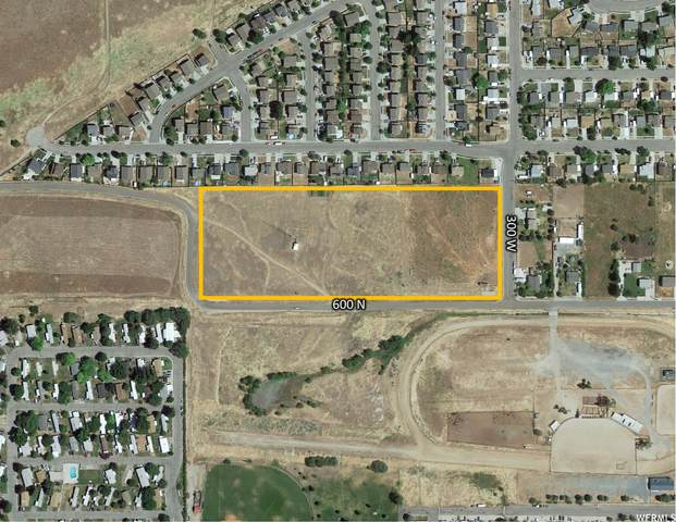 460 W 600 N, Tooele, UT 84074 (#1735022) :: C4 Real Estate Team