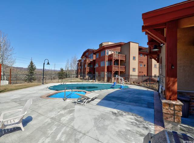 6677 N 2200 W C-303, Park City, UT 84098 (MLS #1735058) :: Summit Sotheby's International Realty