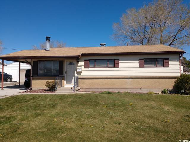 5066 W 5400 S, Salt Lake City, UT 84118 (MLS #1735064) :: Lookout Real Estate Group